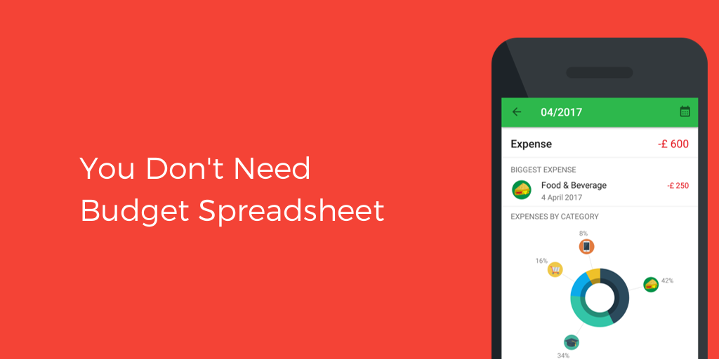You Don't Need Budget Spreadsheet