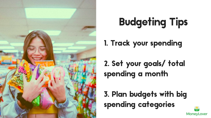 simple budgeting tips for the young